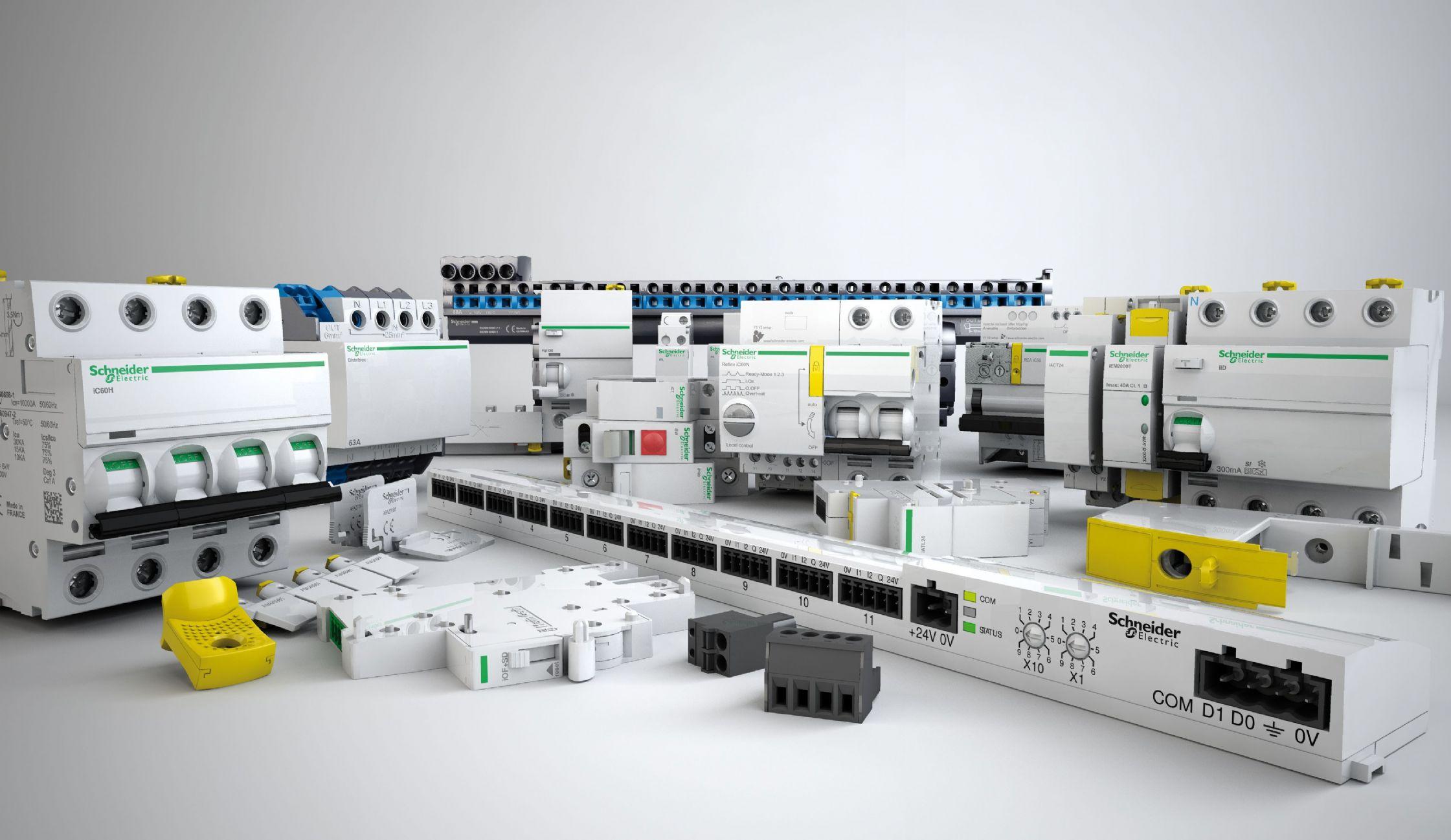 Building Automation Control Components